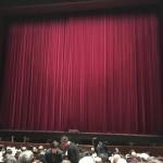 新国立劇場オペラパレス1階座席からのステージの見え方